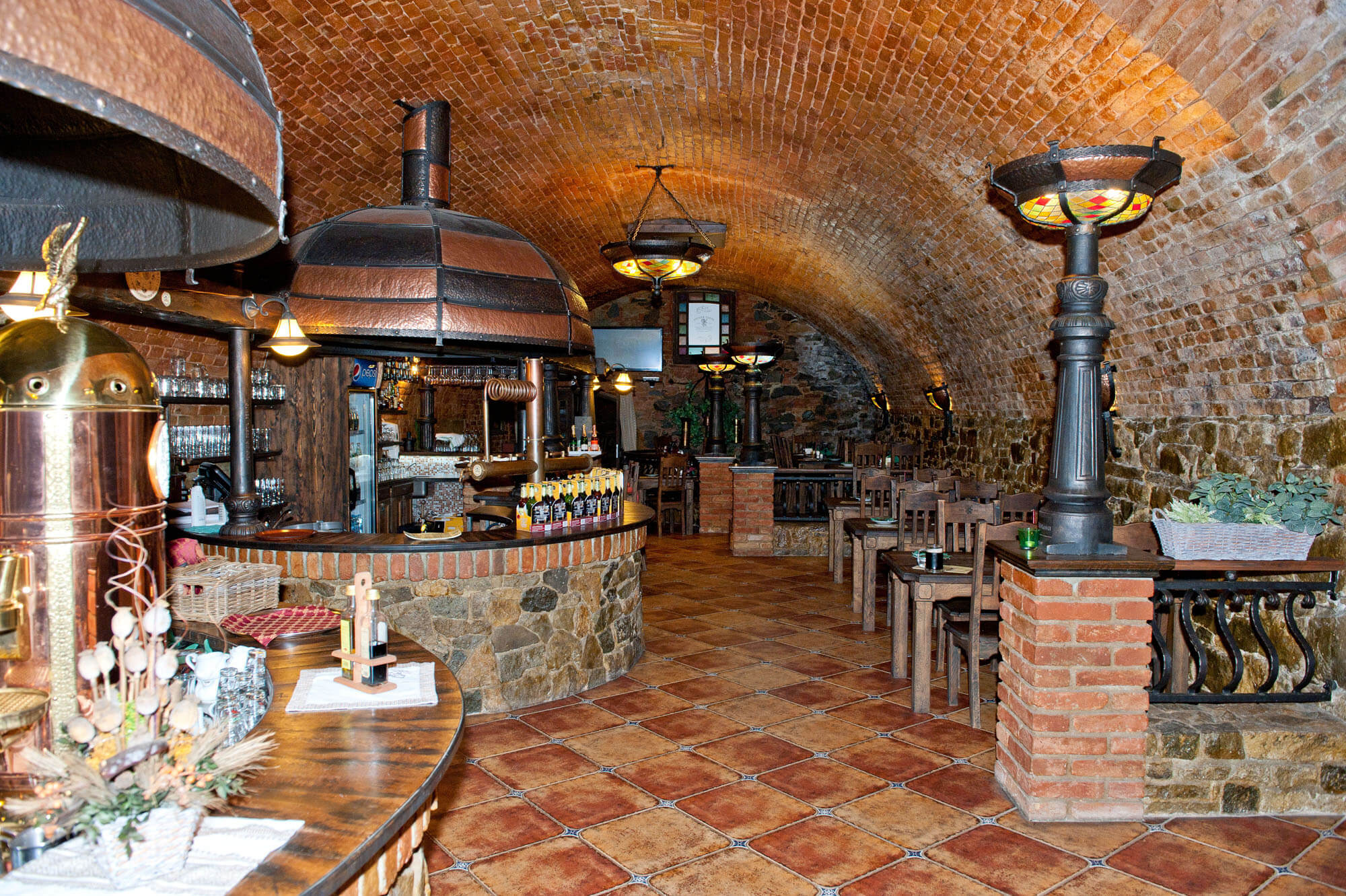 Historie restaurace 1 | Dašické sklepy