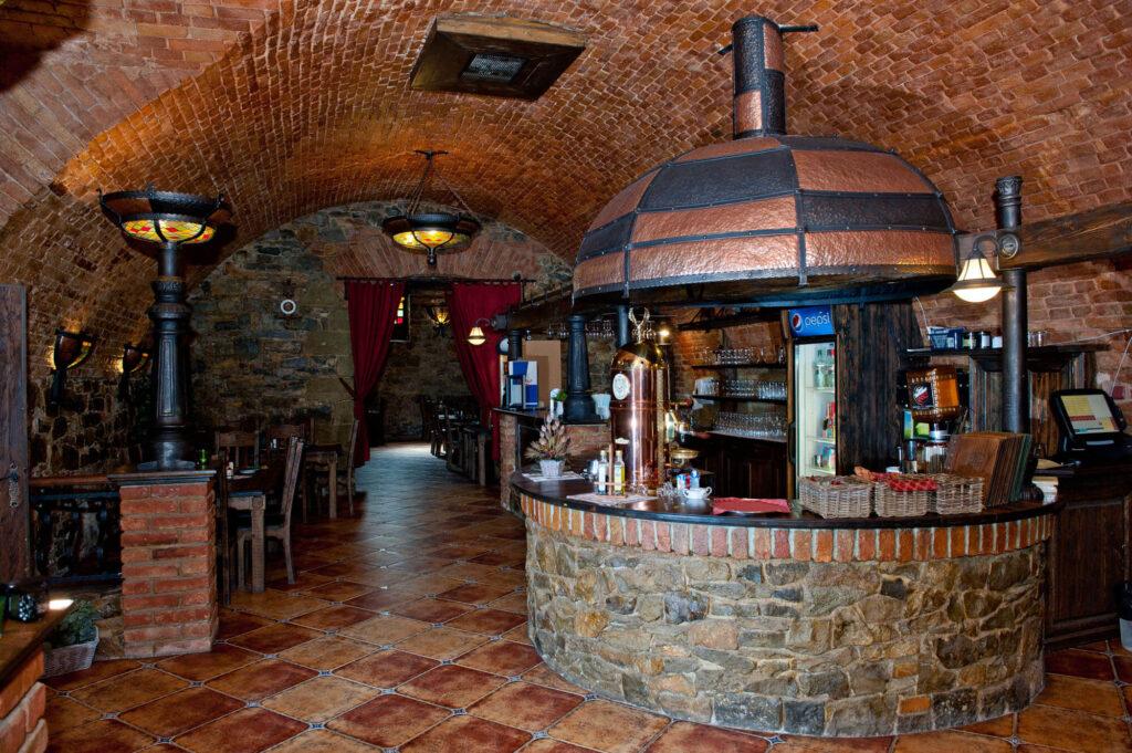 Restaurace   Dašické sklepy
