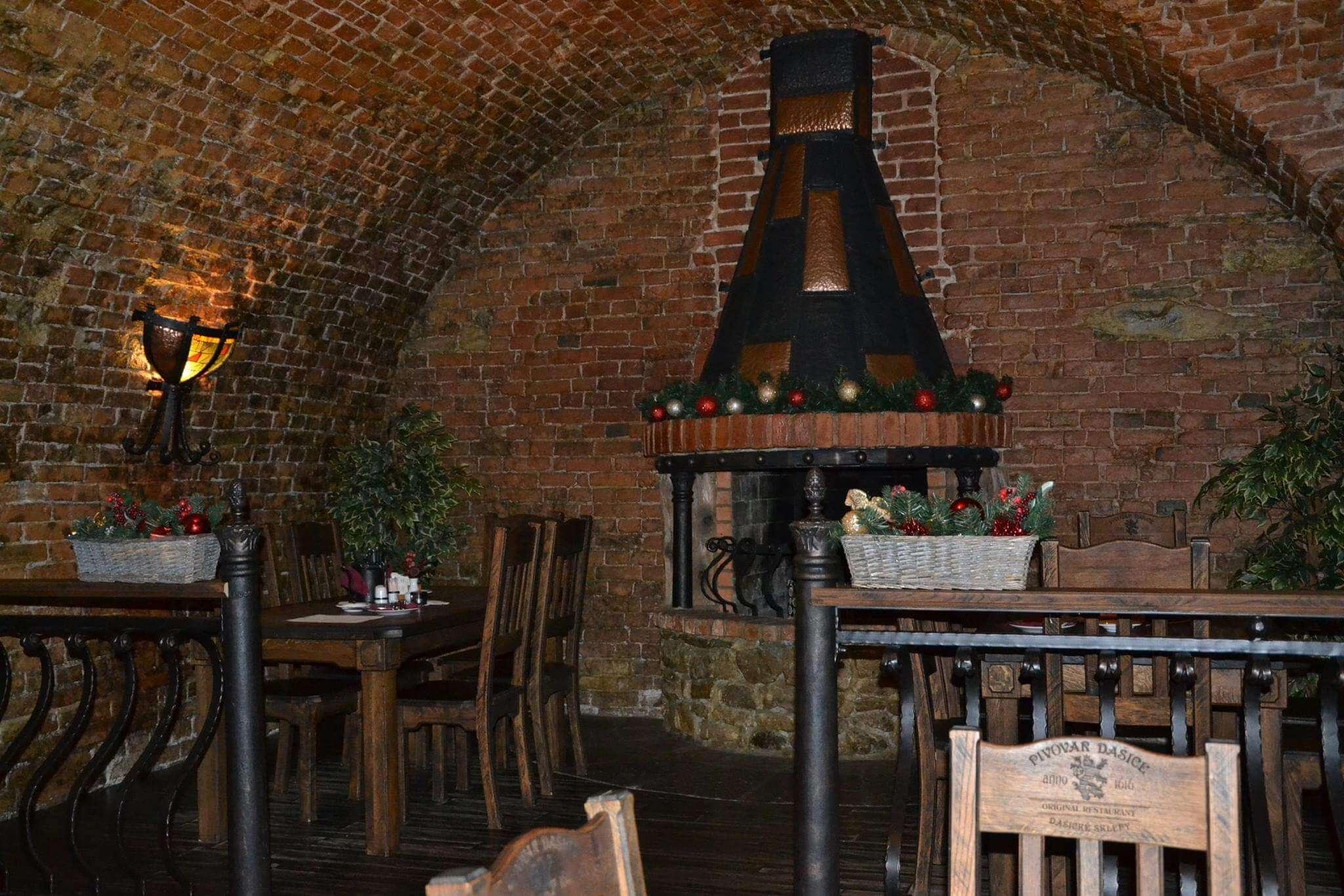 Historie restaurace 6 | Dašické sklepy